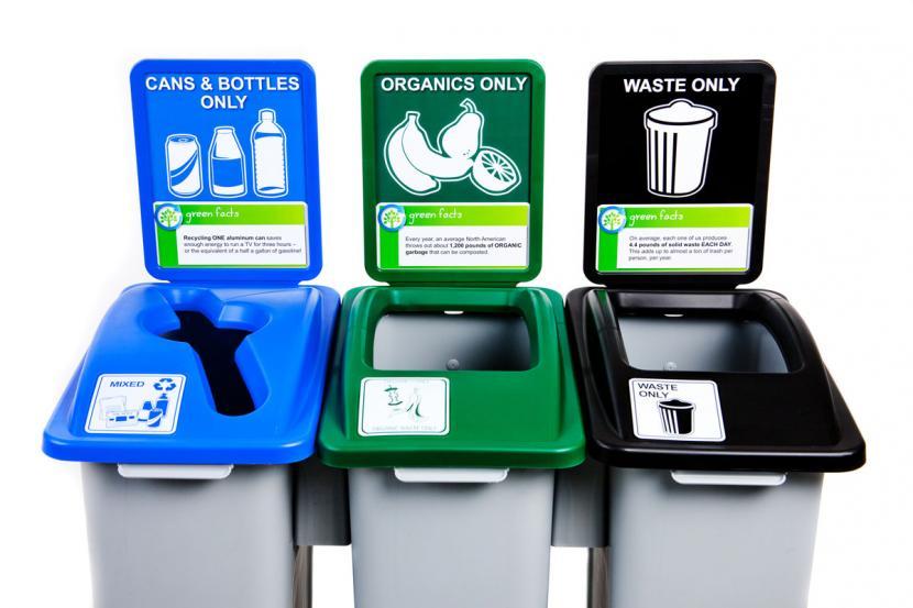 Penyandang Disabilitas di Solo Ciptakan Tempat Sampah Pintar (ilustrasi).