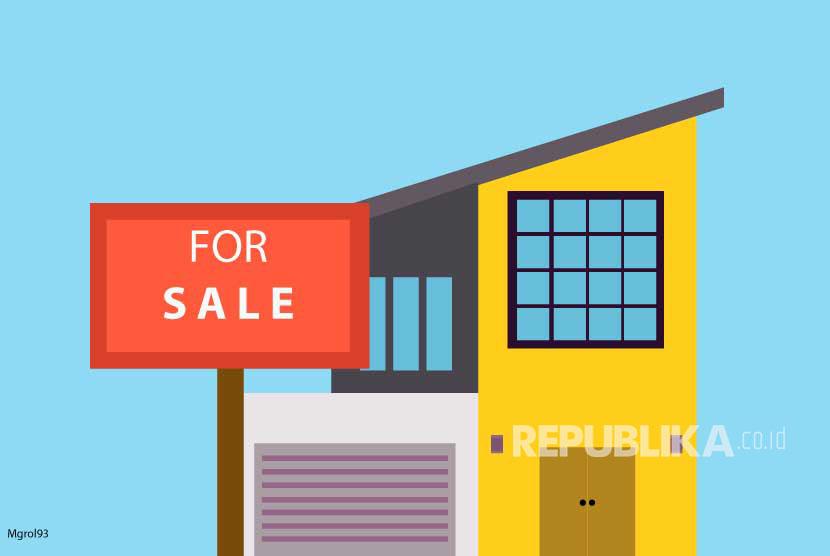 Ilustrasi Penjualan Rumah