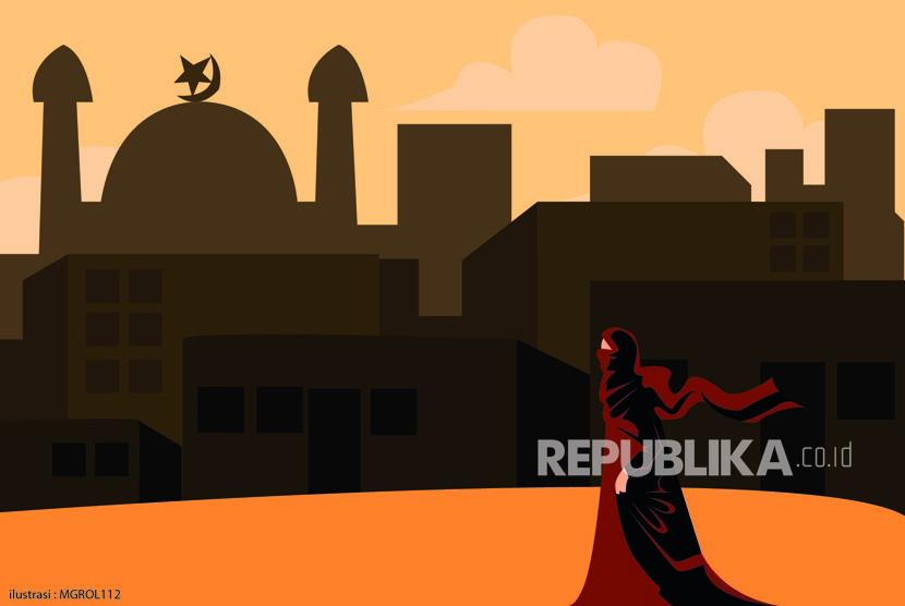 Ilustrasi Peradaban Islam