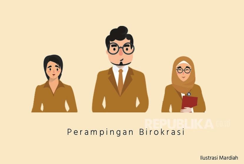 Bappenas Berharap Surabaya Jadi Ikon Reformasi Birokrasi (ilustrasi).