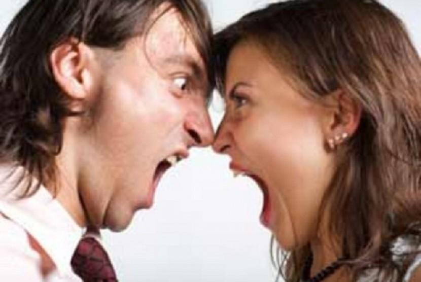 Istri Bicara Kasar Pada Suami Ini Hukumnya Republika Online