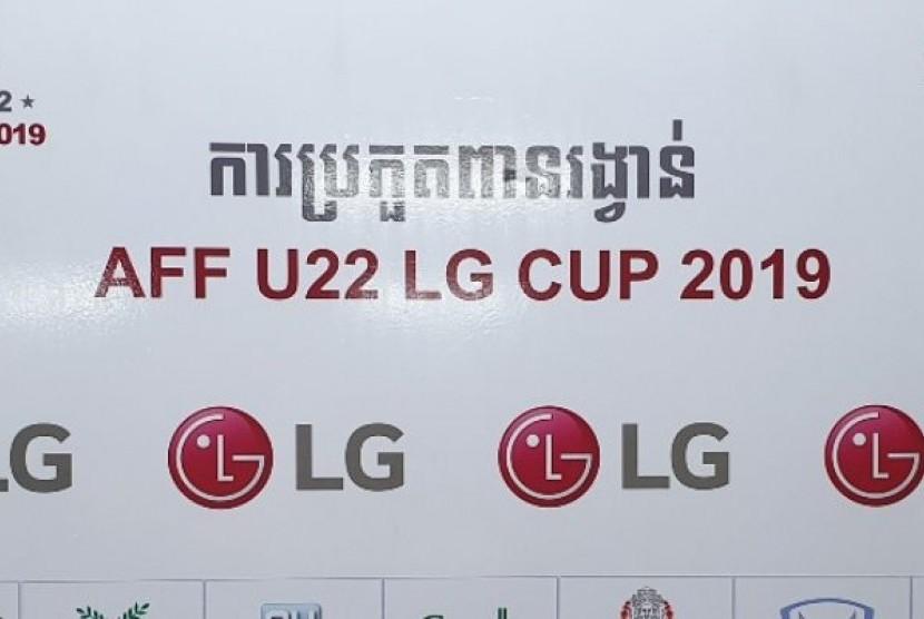 Ilustrasi Piala AFF U-22 2019.