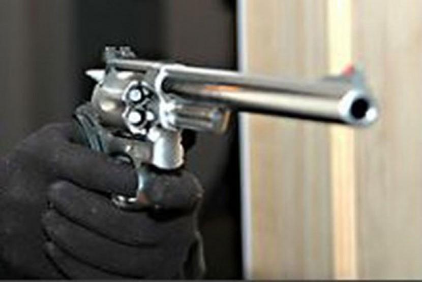 Ilustrasi: pistol