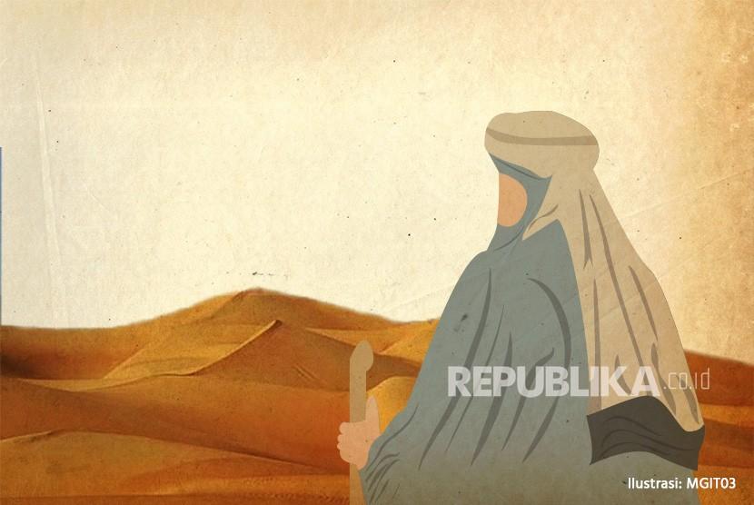 Ilustrasi Sahabat Nabi