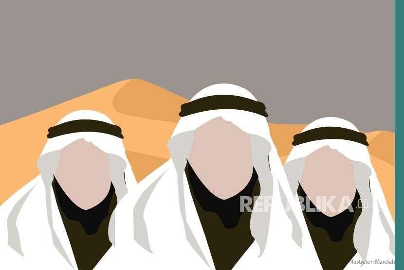 Ilustrasi Sahabat Rasul