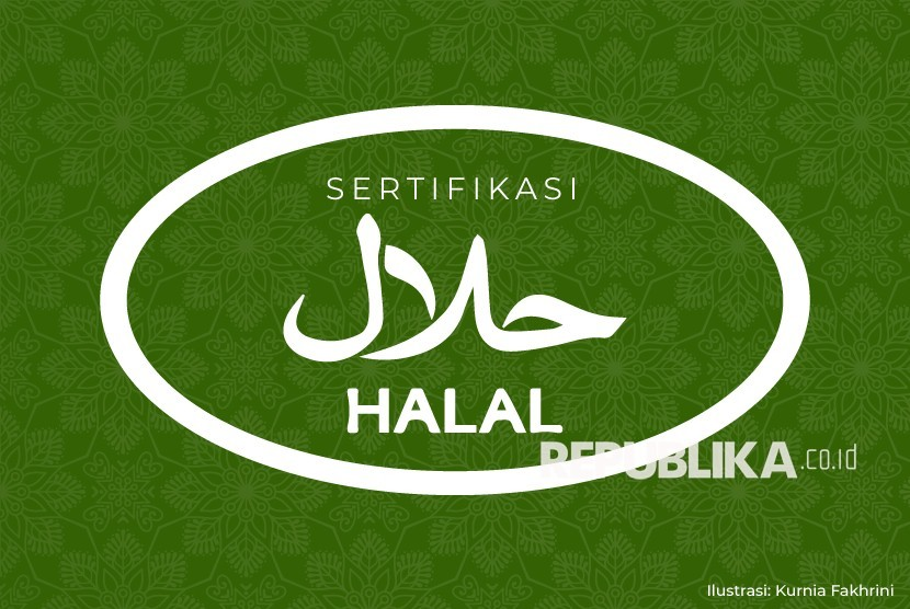 Kemenag Jelaskan Hak UMKM Gratis Sertifikasi Halal. Foto:    Ilustrasi Sertifikasi Halal.