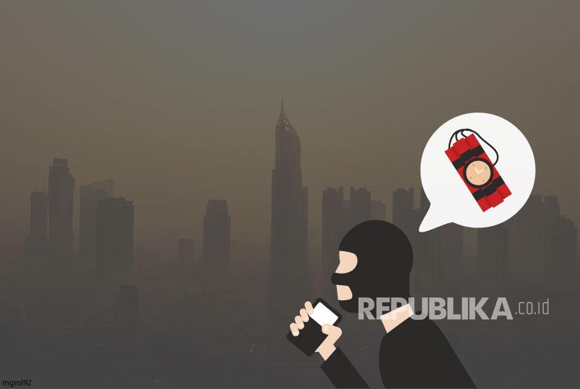 Ilustrasi Terorisme