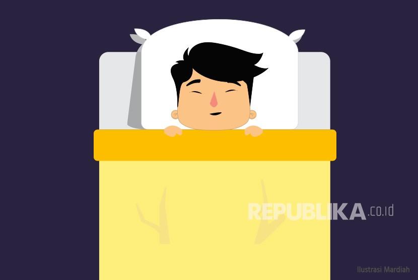 Tips Agar Tidur Malam Lebih Baik Republika Online