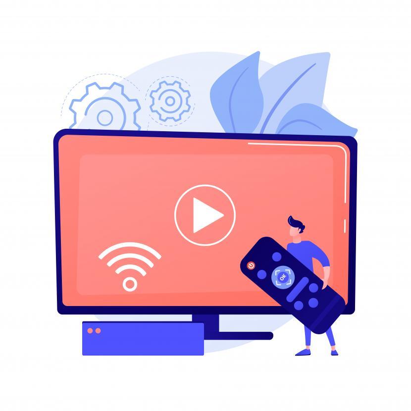 Komisioner Komisi Penyiaran Indonesia Pusat Mohamad Reza mengatakan konten siaran televisi akan semakin beragam dengan siaran televisi terestrial digital. Perkembangan ini juga berpotensi memberi dampak positif untuk konten lokal. (Ilustrasi TV Digital)