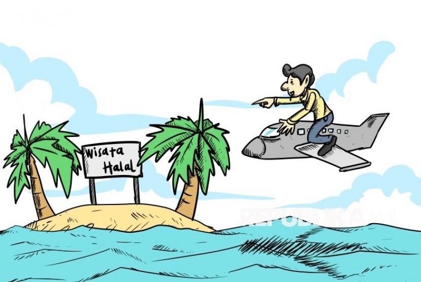 Penerapan Wisata Halal Indonesia Perlu Dikembangkan