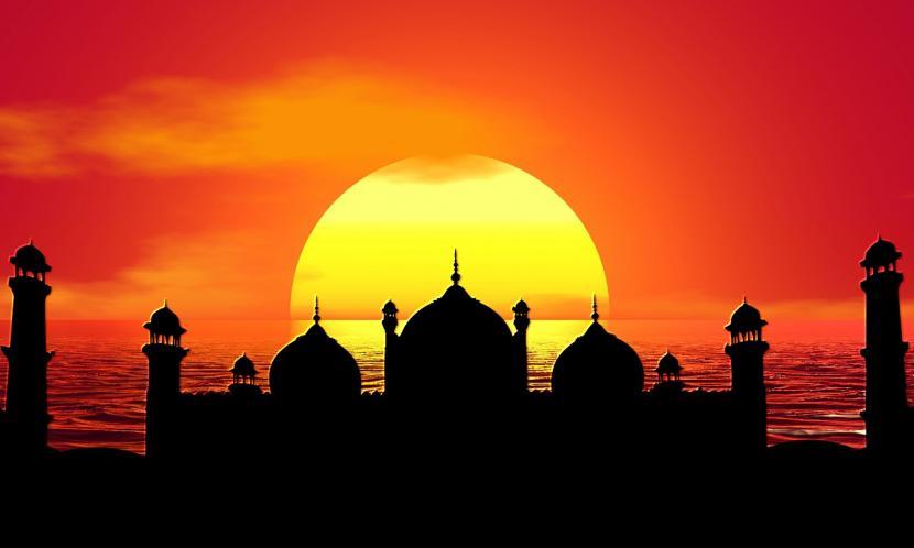 Cara Para Sahabat Nabi Membahagiakan Anaknya yang Berpuasa. Foto: Ilustrasi Ramadhan