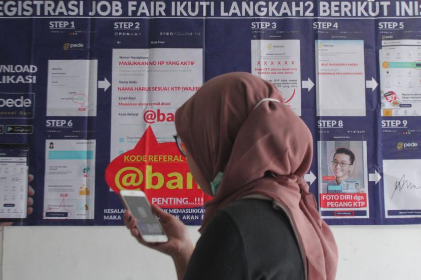 Pemkot Surabaya Siapkan Aplikasi Fasilitasi Pencari Kerja (ilustrasi).