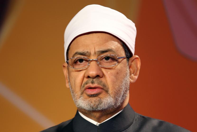 Prof  Ahmed el-Tayyeb