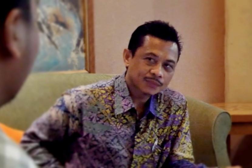 Imam Besar Islamic Culture Center of New York, asal Bulukumba, Sulawesi Selatan, Shamsi Ali