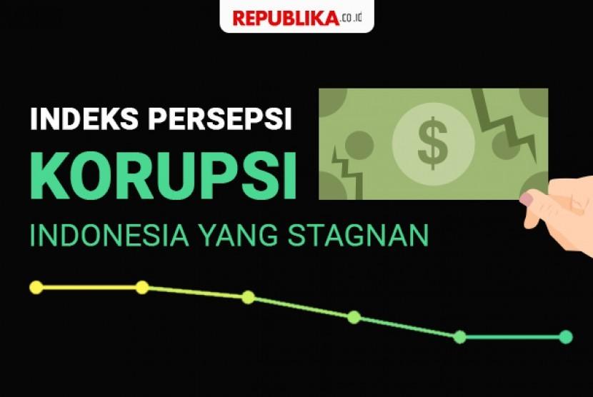 Indeks Persepsi Korupsi Indonesia yang selalau rendah