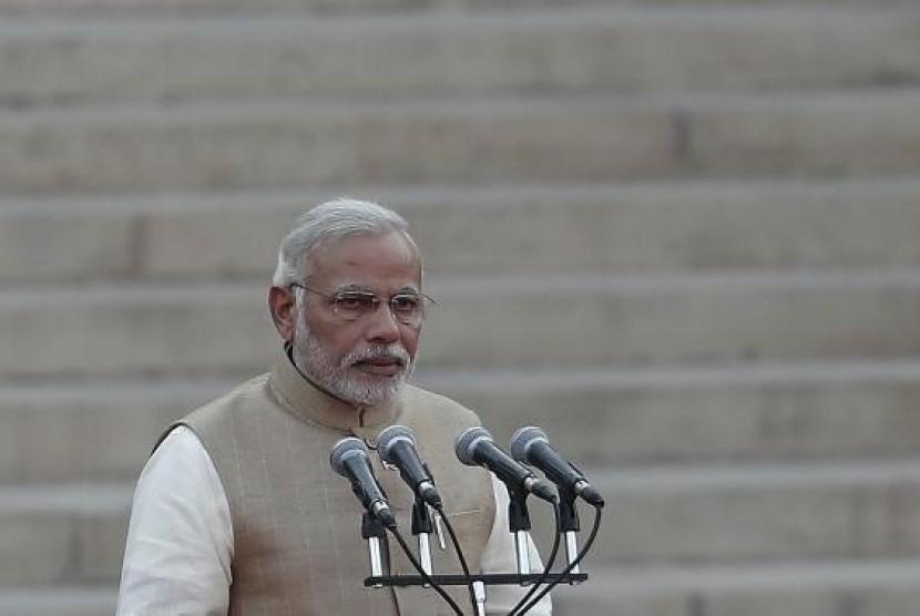 PM India Narendra Modi.