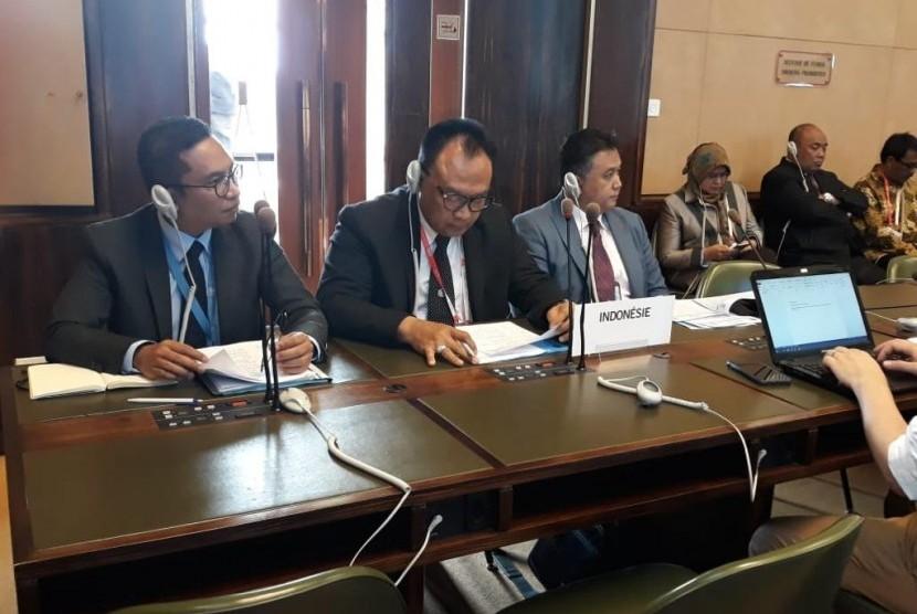 Indonesia beri dukungan pengembalian hak suara Sierra Leone dan Somalia di ILO.