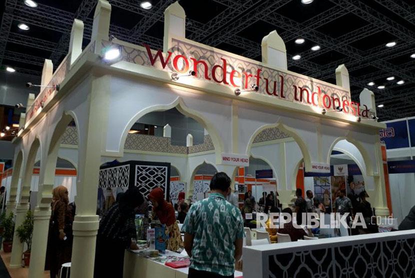 Indonesia mengikuti pameran Malaysia International Halal Showcase (MIHAS) 2017 di Kuala Lumpur,  pada 5-8 April.