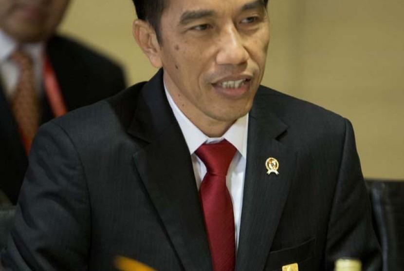 Indonesia's President Joko Widodo, popularly known as
