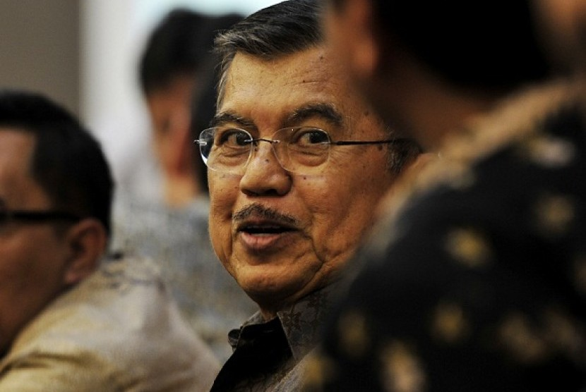 Indonesian former vice president Jusuf Kalla (file photo)