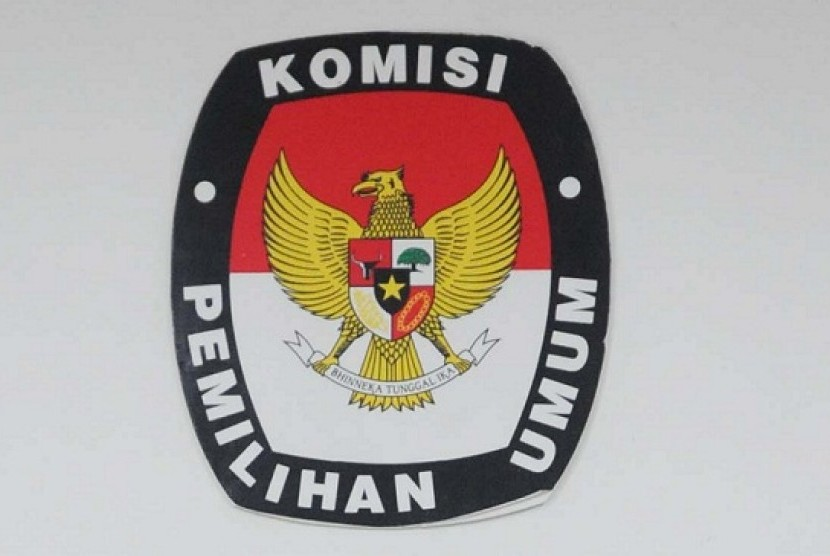 Indonesian General Elections Commission (KPU) logo (illustration)
