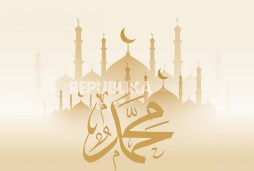 Infografis 4 Ujian yang Kuatkan Nabi Muhammad
