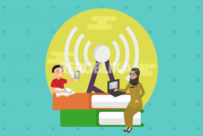Kuota Internet Kemendikbud Kerja Sama Dengan Provider 3 Republika Online