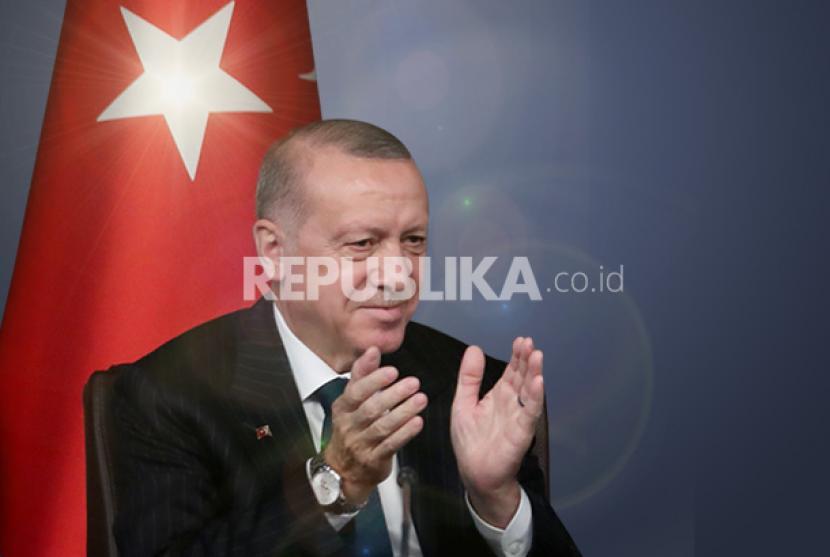 Erdogan Jadi Person of the Year