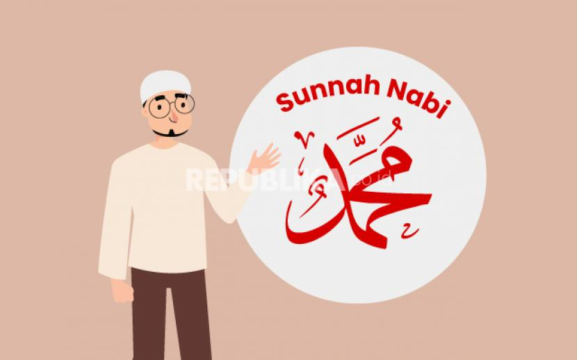 Infografis Keutamaan Mengikuti Sunnah Nabi