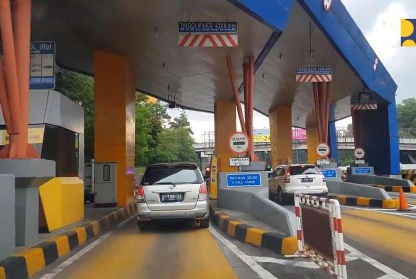Integrasi tarif tol di Jalan Tol Lingkar Luar Jakarta atau Jakarta Outer Ring Road (JORR) efektif berlaku pada 29 September 2018 pukul 00.00 WIB