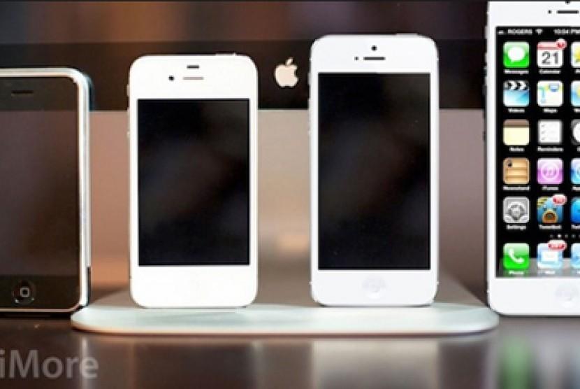 Rencana Apple Bocor, iPhone6 Dikabarkan Miliki Layar Lebih ...