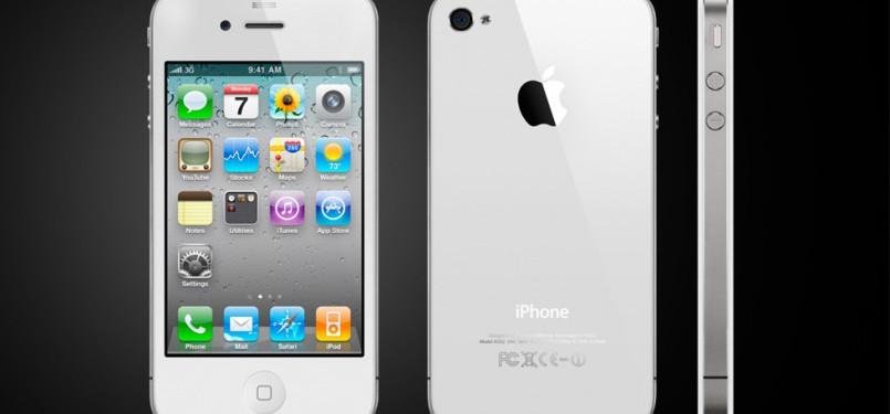 Telkomsel Pasarkan Iphone 4 di 15 Grapari  1b7a8f3249
