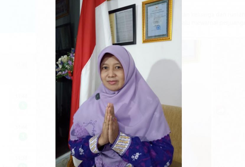 Ir Etty Praktiknyowati, Ketua Umum Salimah