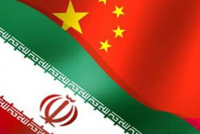 Iran dan Cina