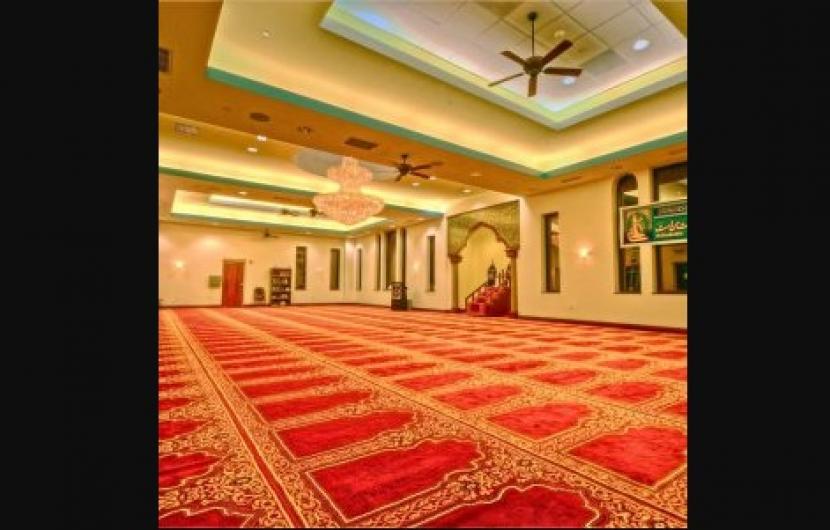 Islamic Center Amherst, New York.