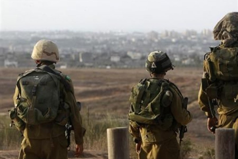 Tentara Israel (file photo)