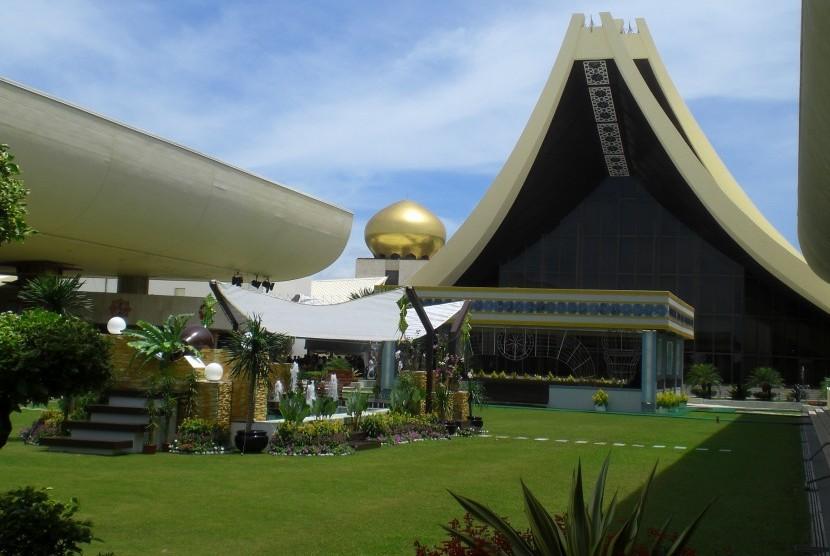 Istana Nurul Iman Brunei Darussalam