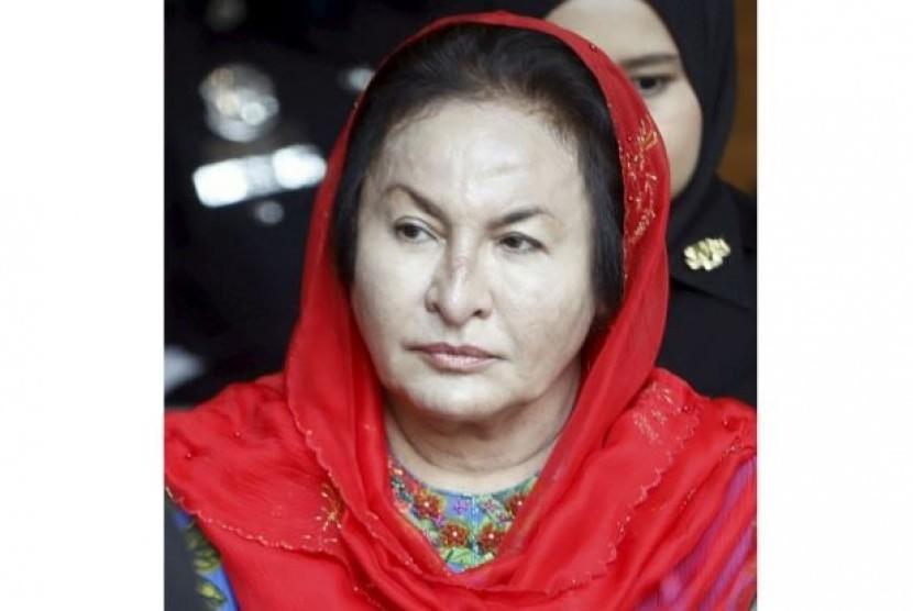 Istri Najib Razak, Datin Seri Rosmah Mansor