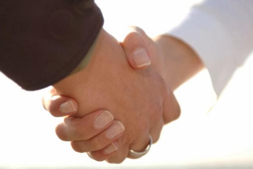 Tafsir mimpi berjabat tangan dalam togel