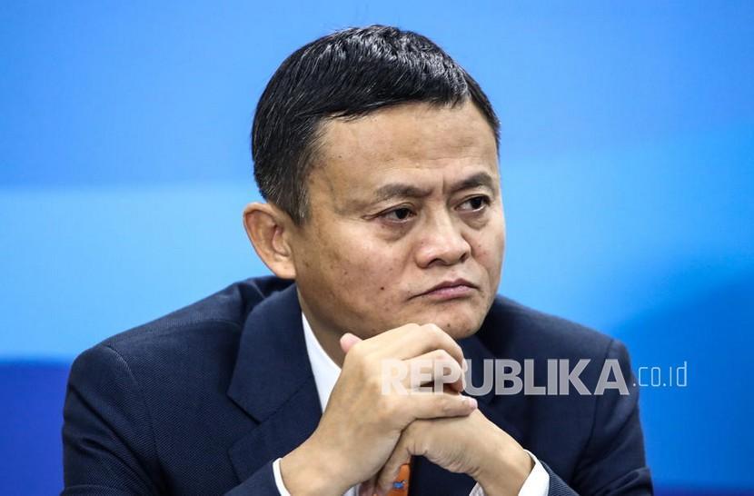 Jack Ma, pendiri Ant Group.