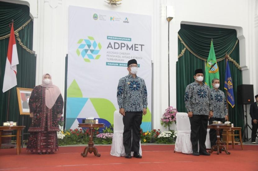 Jadi Ketum ADPM, Ridwan Kamil: Energi Terbarukan Prioritas