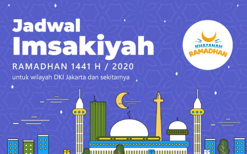 Jadwal Imsakiyah Ramadhan (Ilustrasi)