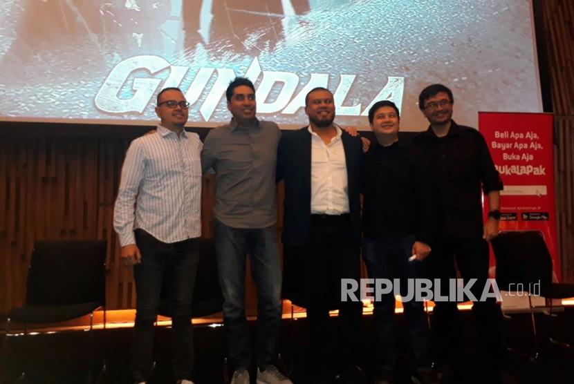 Jagoan legendaris Indonesia, Gundala Putera Petir diangkat ke layar lebar. Film ini disutradari oleh Joko Anwar dan rencana tayang 2019.