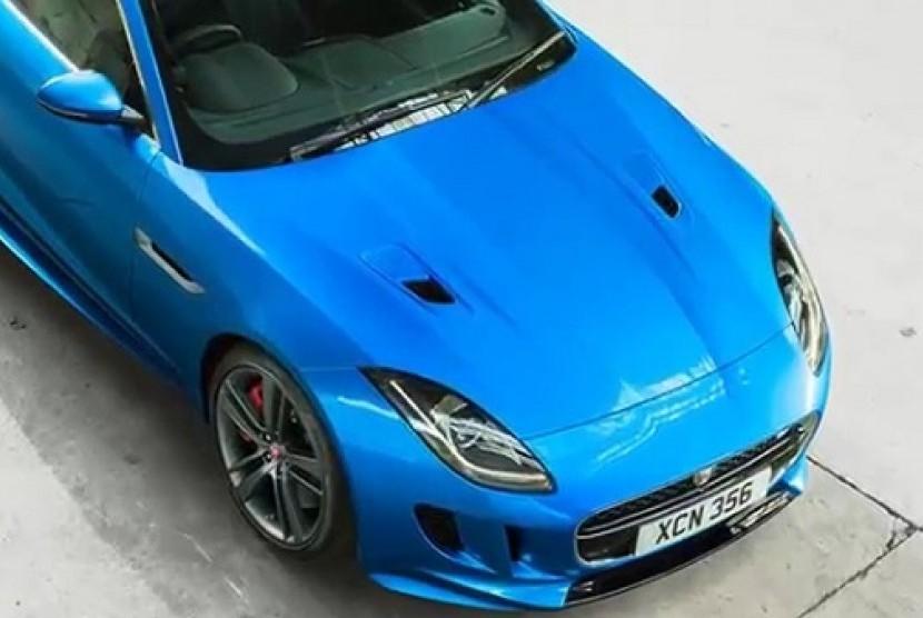 Jaguar F-Type British Edition