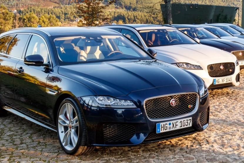 Jaguar Sportbrake.