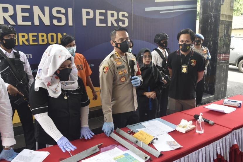 Ungkap 4 Tindak Pidana, Polres Cirebon Amankan 14 Tersangka (ilustrasi).