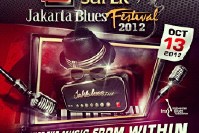 Jakarta Blues Festival 2012