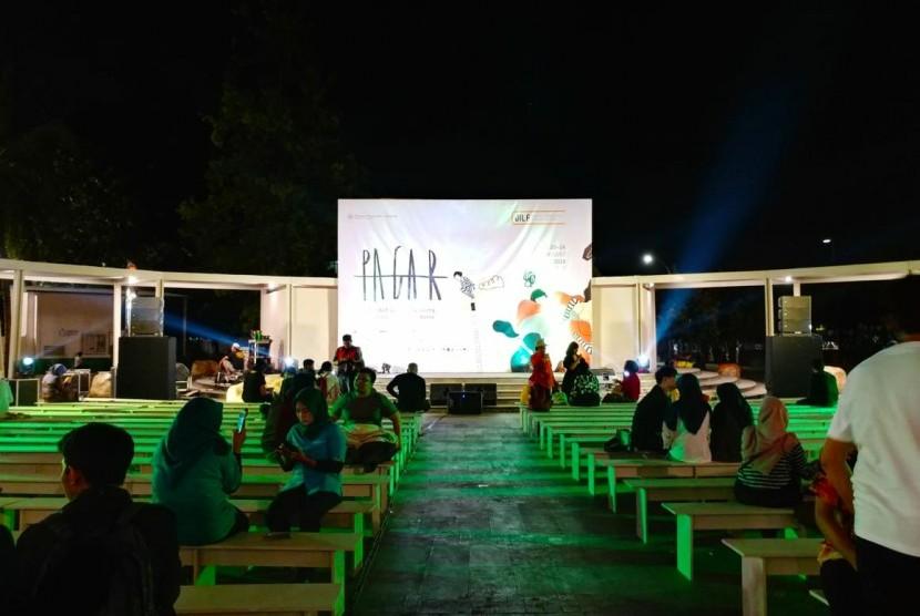 Jakarta International Literary Festival mengambil tema