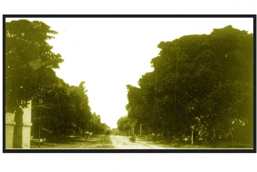 Jalan Salemba di abad ke-19