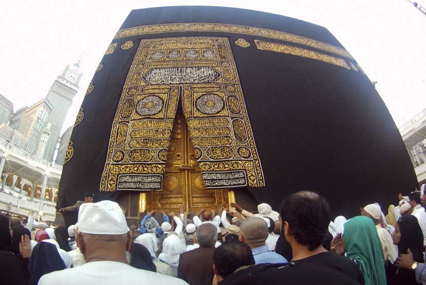 Jamaah umrah (ilustrasi)